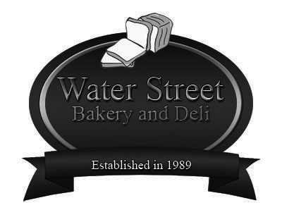 Water St. Bakery and Deli Logo Sample